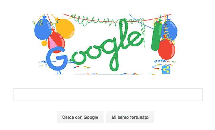 I dodici anni di Google