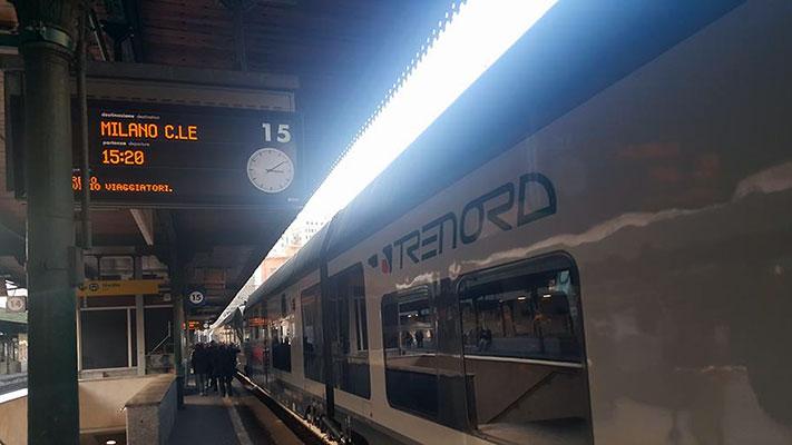 Sciopero di 24 ore dei treni