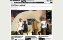 Fidel sepolto a Santiago de Cuba